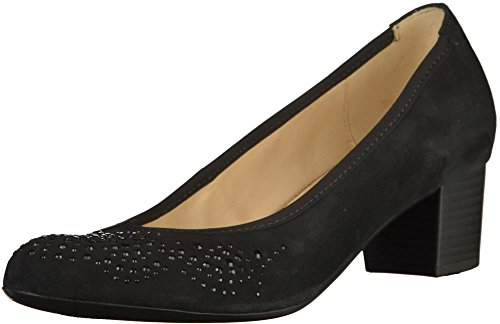 Gabor 65.381 Womens Pumps Black J1Vua8UIM
