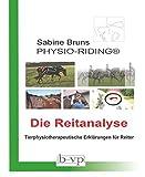 Physio-Riding Reitanalyse: Tierphysiotherapeutische Erklärungen für Reiter (German Edition)