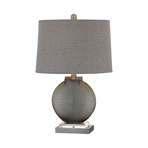 Artistic Dimond Lighting Simone Table Lamp, Grey from Artistic
