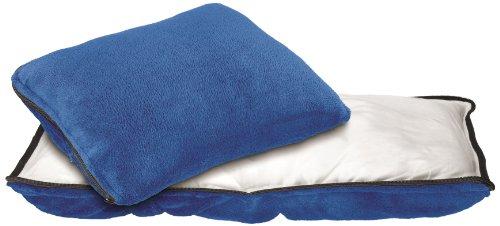 Travel Smart Zip-Open Travel Pillow, Navy by Travel Smart