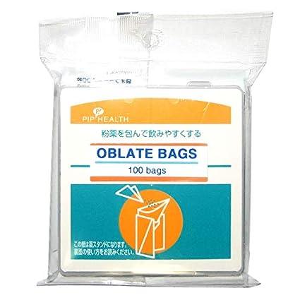 Paquete de 100 unidades] Tipo de bolsa de papel de oblea ...