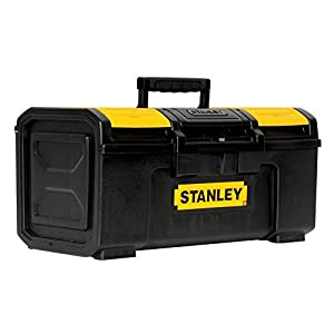 Tool Box, Auto Latch, 19 In. W, 4.3 gal.