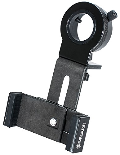 (Meade Instruments, 608007 Smart Phone Adapter for All Telescopes)