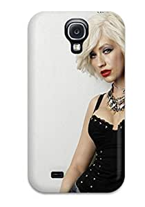 Hot Premium Case With Scratch-resistant/ Christina Aguilera Case Cover For Galaxy S4