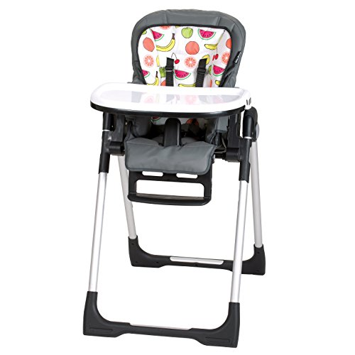 Baby Trend Deluxe High Chair, Fruit Punch