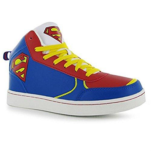 DC Comics Man Top Superman Hi Blue TTrwqdg5