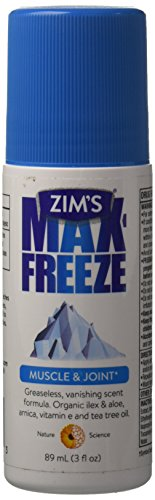 Max-freeze Roll-on, 3-Ounce