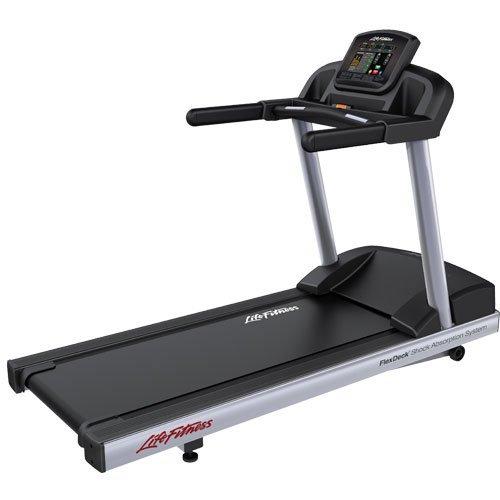 Life Fitness Serie Laufband aktivieren