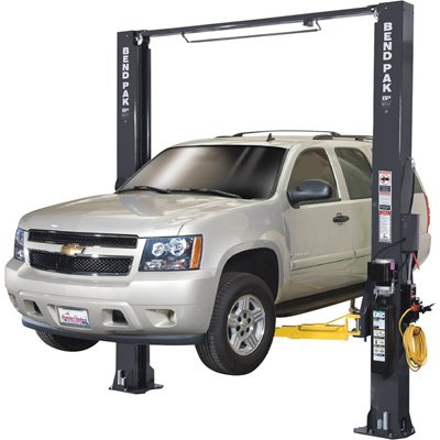 BendPak 2-Post Symmetric Car Lift 10,000-Lb. Capacity, Model# XPR-10S