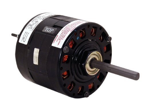 A.O. Smith OMC6517 1/5 HP, 1075 RPM, 1 Speed, 42 Frame, CWLE Rotation, 1/2-Inch by 3-3/8-Inch Shaft OEM Direct (Ao Smith Condenser Motor)