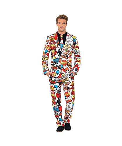 Comic Strip Costume (Comic Strip Men Costume)