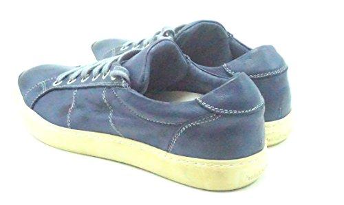 Pantofola Doro Heren Del Bello Lage Nappa Tc Marine Db03-u-186