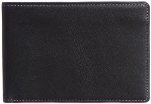 THINly Leather Bifold Wallet SLBS01 Black by THINly