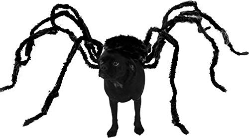 Maibos Spider Pets Dogs Costume Halloween Costume for Pets Dog Cats