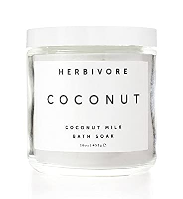 Herbivore Botanicals - All Natural Coconut Milk Bath Soak