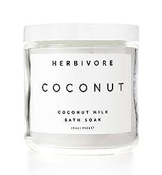 Herbivore Botanicals - All Natural Coconut Milk Bath Soak (16 oz)
