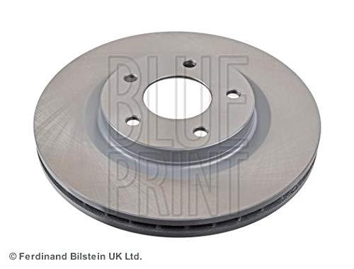 Brake Disc Front Axle - Blue Print ADA104309: