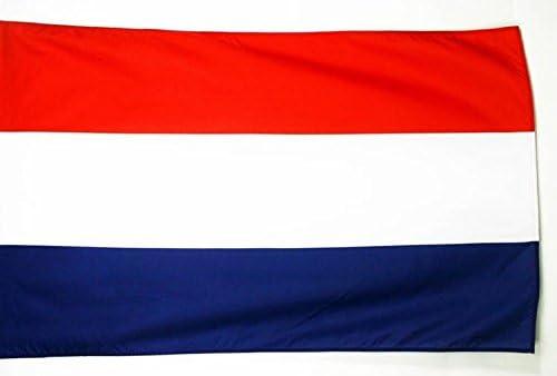 AZ FLAG Bandera de los PAÍSES Bajos 250x150cm para Palo - Bandera NEERLANDESA 150 x 250 cm: Amazon.es: Jardín