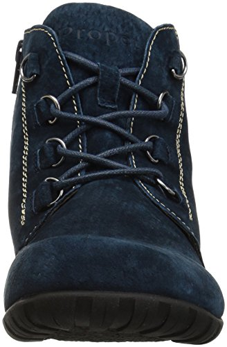 Navy Women's Ankle Bootie Delaney Propet g1Aw0A