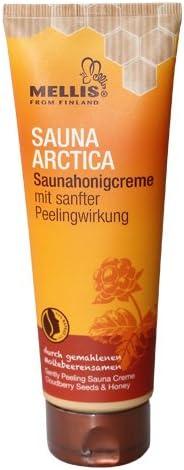 Mellis Sauna-Honigcreme mit Peelingeffekt