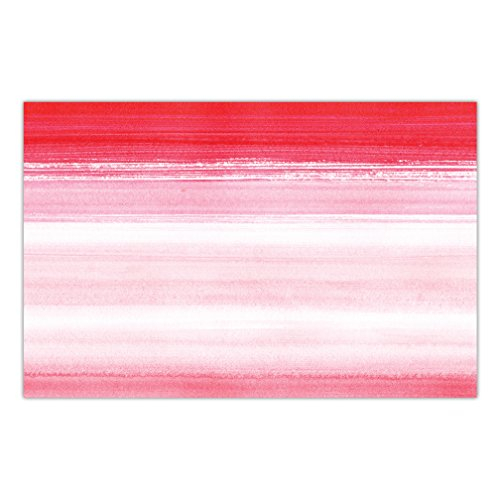 - DB Party Studio Paper Placemats Pink 25 Count Disposable Place Mats Pink Hombre Style Engagement Bachelorette Parties Bridal Shower Rehearsal Dinner Easy Cleanup Dining Table Setting Decor 17