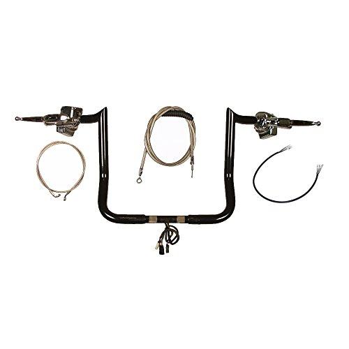Handlebar Switch Country Cycle (Hill Country Customs Paul Yaffe Black 12