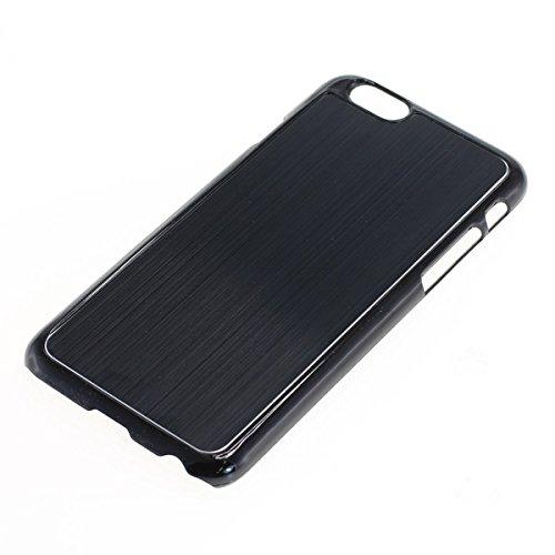 Metall Case Handy Tasche für Apple iPhone 6 Plus Schutz Hülle Handytasche Cover