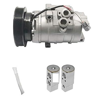 RYC Remanufactured AC Compressor Kit KT D022: Automotive