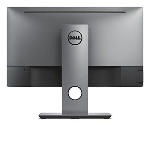 Dell Ultrasharp 24 inch Infinity Edge Monitor - U2417H, Full HD 1920 X 1080 at 60 Hz|IPS, Anti-Glare with Hard Coat 3H|Vesa Mounting Support|Tilt|Pivot|Swivel|Height Adjustable Stand