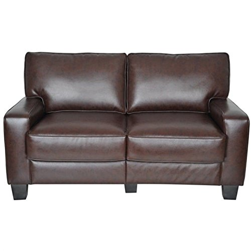 Chestnut Living Room Chair (Serta RTA Palisades Collection 61