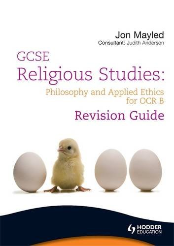 Gcse religious studies ocr b ethics revision guide (with online.