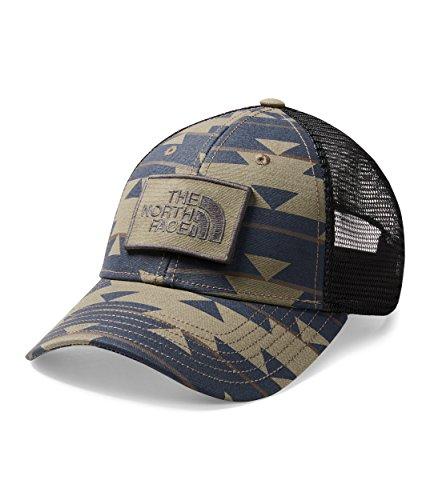 Weimaraner Baseball Hat - The North Face Printed Mudder Truck - Weimaraner Brown California Basket Print - OS
