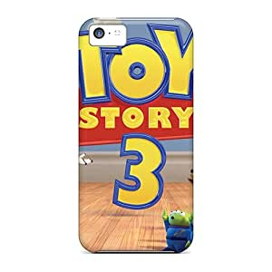 Bumper Hard Phone Covers For Iphone 5c (pHA4620OGXG) Custom Nice Toy Story 3 Series