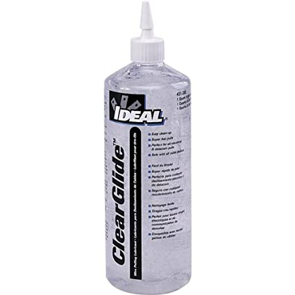 Amazon.com: Clearglide Wire Pulling Lubricant (1-QUART Squeeze ...