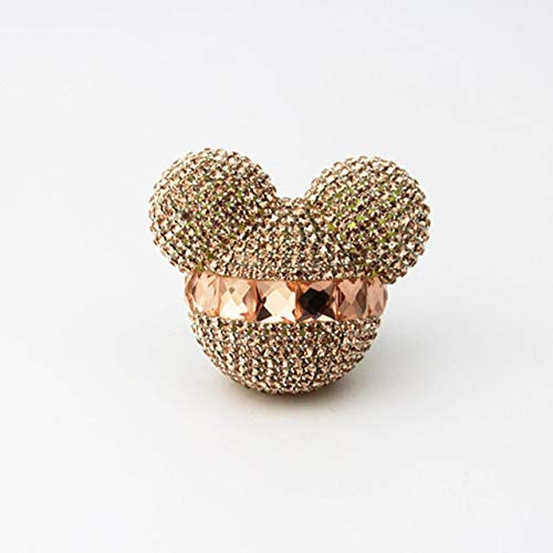 Fastener & Clip Car Ornaments Exquisite Diamond