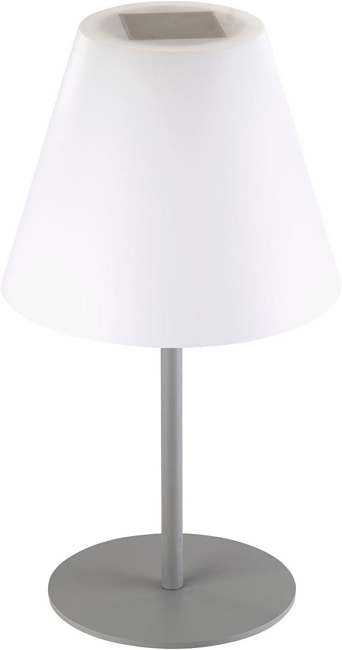 Lunartec Kabellose Stehlampe Kabellose Solar Led Tisch