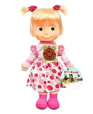 Amazon.com: Masha and the Bear Doll - Muñeca de dinero ...