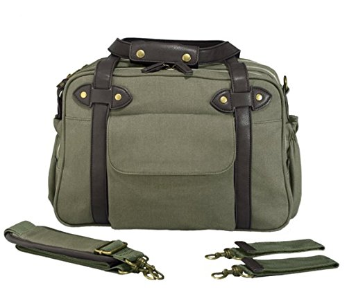 Army Green Diaper Bags - 6