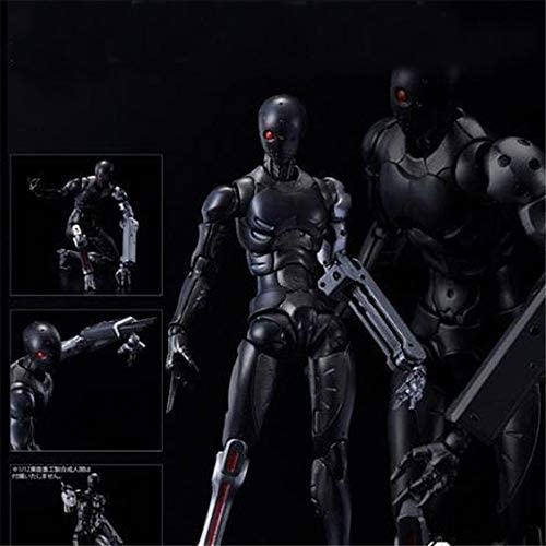 Synthetic Human Action Figure Warrior 1//12 Scale Collectible Model Soldier Toy 1