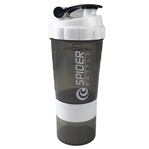Protein Shaker 3 in 1 Drink Bottle shaker