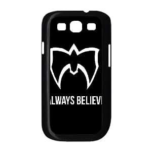 Ultimate Warrior funda Samsung Galaxy S3 9300 caja funda del teléfono celular del teléfono celular negro cubierta de la caja funda EEECBCAAL08546