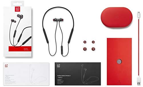 OnePlus Bullets Wireless 2 (Black)