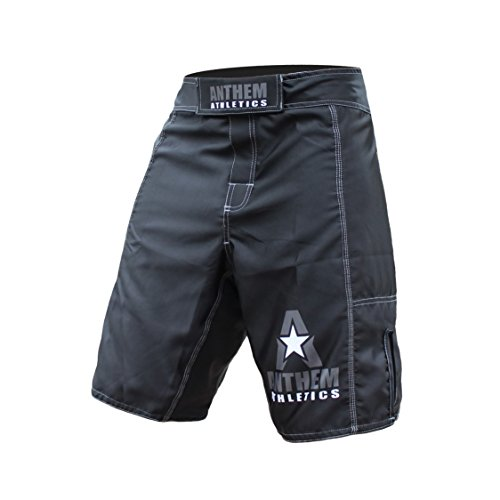 Anthem Athletics RESILIENCE Fight Shorts - Black - 30""