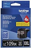 """Brother Lc109bk - Super High Yield - Black - Original - Ink Cartridge - For Mfc J6520dw, J6720dw, J6920dw """"Product Type: Supplies & Accessories/Printer Consumables"""""""