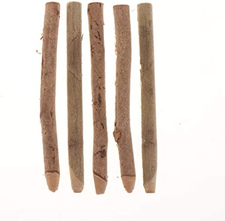 CUTICATE 約10個入り ブランク バルサ 材 木製プレード ウッドスティック 木の棒 長さ約14cm