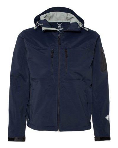 Stormtech Epsilon H2XTREME Hooded Softshell Jacket. HS-1 - Large - (H2xtreme Shell Jacket)