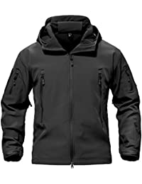 """<span class=""""a-offscreen"""">[Sponsored]</span>Men's Special Ops Military Tactical Soft Shell Jacket Coat"""