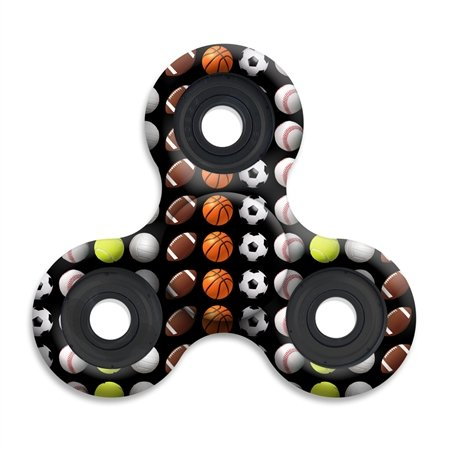 Spinner Squad High Speed & Longest Spin Time Fidget Spinners (sports mix)