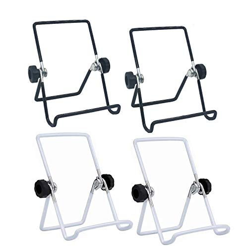 (Jayoo 4 Pieces Stainless Steel Sprouting Stands for Mason Jar, Seed Sprouting Jar Holder for Wide Mouth Mason Jars Canning Jars to Make Sprout )