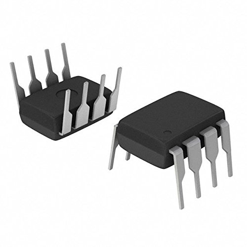 HCPL2601 ON Semiconductor Isolators Pack of 100 (HCPL2601)